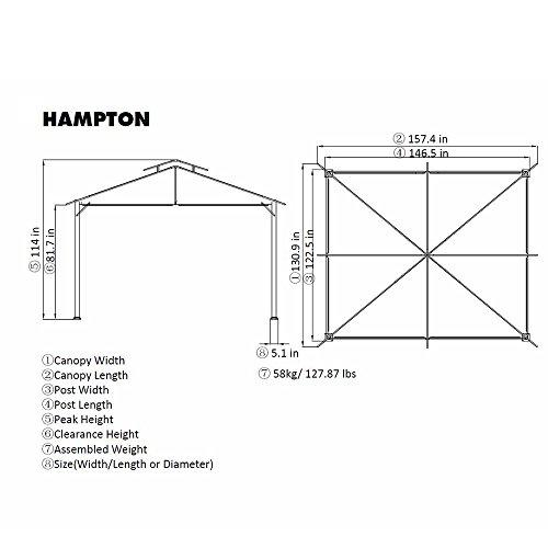 10-x-12-Hampton-Gazebo-Canopy-w-Mosquito-Netting-Privacy-Panels-0-0
