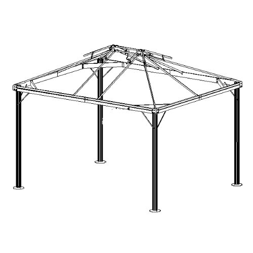 10-x-12-Scalloped-Two-Tiered-Gazebo-Replacement-Canopy-0-1