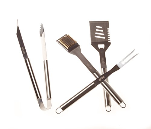16-piece-pc-BBQ-grilling-accessories-set-bbq-grill-brush-tongs-spatula-fork-skewers-corn-cob-holders-Heavy-Duty-Stainless-Steel-Barbecue-grill-Tools-great-bbq-Gift-set-0-1