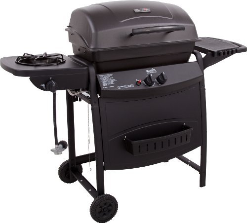 2-Burner-35000-BTU-Gas-Grill-with-Side-Burner-0