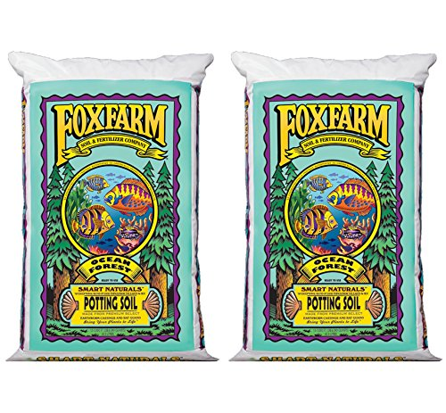 2-Foxfarm-FX14000-Ocean-Forest-Organic-Potting-Soil-Bags-63-68-pH-3-Cu-Ft-0