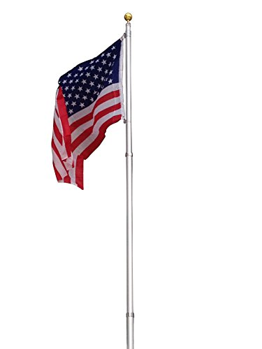 25ft-Telescopic-Aluminum-Flagpole-US-3×5-Flag-6440-0001-0