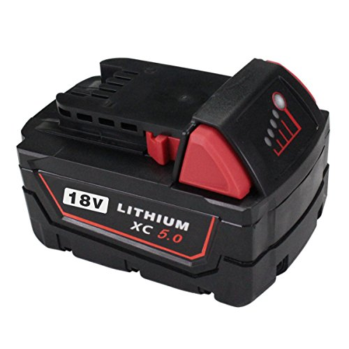 2Packs-Replace-18V-XC-5000mAh-Battery-for-Milwaukee-M18-M18B-48-11-1820-48-11-185048-11-1828-48-11-10-Cordless-Power-ToolsGERIT-BATT-0-1