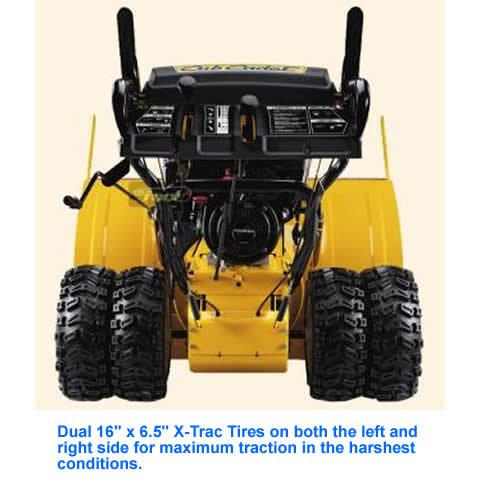 2X-945-SWE-45-in-420-cc-Two-Stage-Electric-Start-Gas-Snow-Blower-with-Power-Steering-0-0
