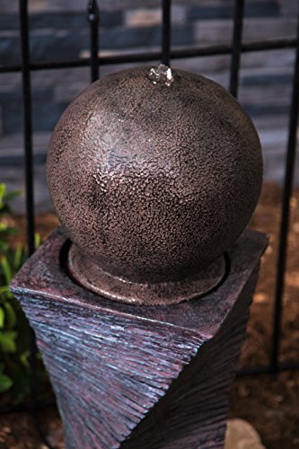 30-Floating-Sphere-Fountain-Outdoor-Water-Feature-Garden-Fountain-Patio-Fountain-Great-Water-Fountain-for-All-Outdoor-Spaces-0-1