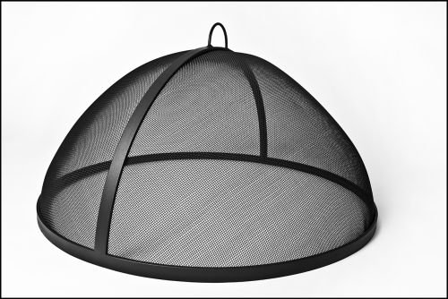 33-Welded-Hi-Grade-Carbon-Steel-Lift-Off-Dome-Fire-Pit-Safety-Screen-0