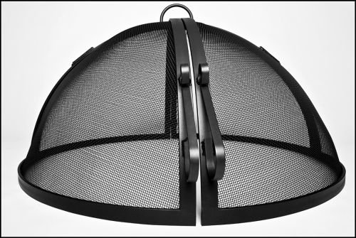 48-304-Stainless-Steel-Hinged-Round-Fire-Pit-Safety-Screen-0
