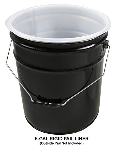 5-Gallon-Rigid-Plastic-Pail-Liners-15-Mil-Case-of-100-0