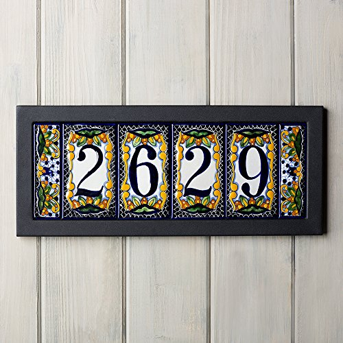5-tile-Contemporary-House-Address-Plaque-0-0