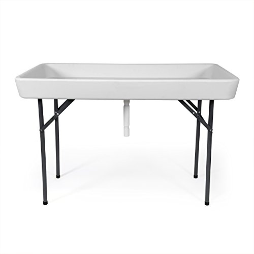 6-Foot-Chill-Fill-Party-Ice-Folding-Table-with-Matching-Skirt-White-0-0