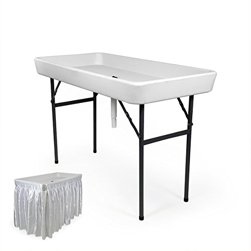 6-Foot-Chill-Fill-Party-Ice-Folding-Table-with-Matching-Skirt-White-0