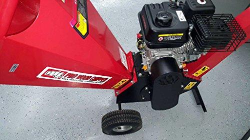 65HP-195cc-Gas-Powered-Wood-Chipper-Yard-Machine-Mulcher-Shredder-4-Capacity-0-1