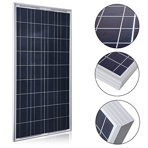 ACOPOWER-100w-Polycrystalline-Photovoltaic-PV-Solar-Panel-Module-with-MC4-Connectors-12v-Battery-Charging-0-0