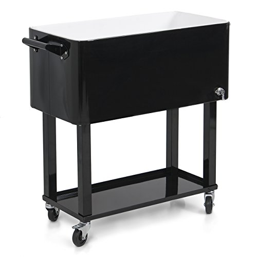 ARKSEN-80-Quart-Patio-Deck-Cooler-Rolling-Outdoor-Solid-Steel-Construction-Party-Home-0-1