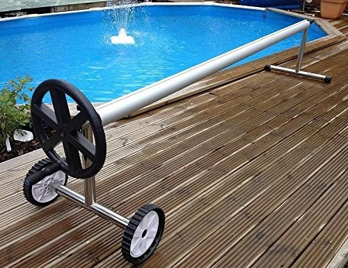 ARKSEN-Stainless-Steel-Solar-Cover-Reel-For-Swimming-Pools-Up-To-21-Feet-Wide-Inground-0