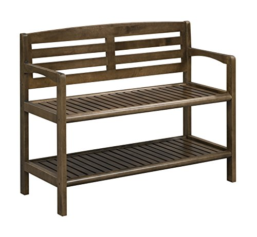 Abingdon-New-Ridge-Home-Goods-Wood-Bench-with-Back-Large-0