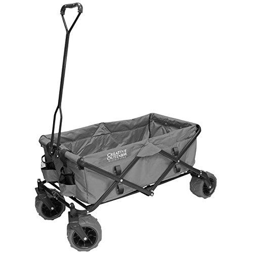 All-Terrain-Outdoor-Canvas-Folding-Wagon-0