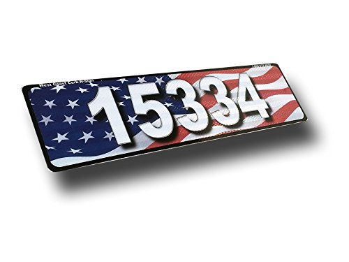 American-Flag-Curb-Address-Plaque-Reflective-0
