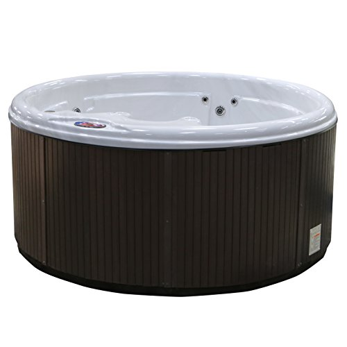 American-Spas-AM-511RM-5-Person-11-Jet-Round-Spa-with-Multi-Color-Spa-Light-0-1