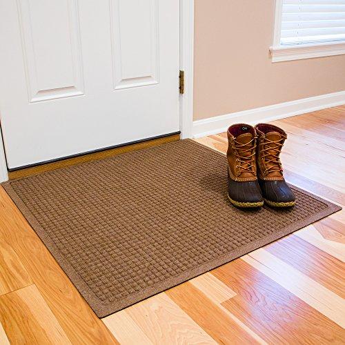 Andersen-280-WaterHog-Fashion-Polypropylene-Fiber-Entrance-IndoorOutdoor-Floor-Mat-SBR-Rubber-Backing-Custom-Cut-3-Length-x-3-Width-38-Thick-Medium-Brown-0