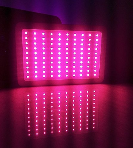 Anjeet-300W-LED-Panel-Grow-Light-Hydroponic-System-Full-Spectrum-For-Indoor-Plant-Veg-and-Flower-Replace-HPS-Lamp-0-0