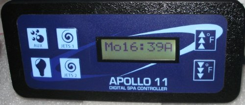 Apollo-11-Digital-Spa-Controller-Spa-Pack-Spa-Control-Syrtem-2-Pumps-Blower-Circ-Pump-Ozone-Fiber-Optic-Light-12V-Light-with-Heater-0-0