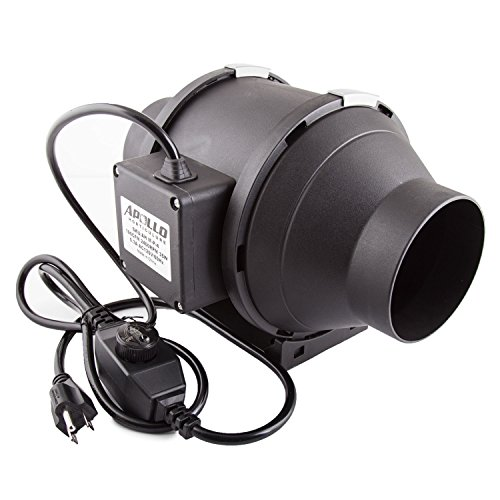 Apollo-Horticulture-4-Inch-190-CFM-Inline-Duct-Fan-with-Built-in-Variable-Speed-Controller-for-Ventilation-0