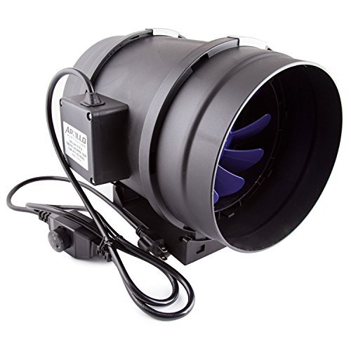 Apollo-Horticulture-8-Inch-720-CFM-Inline-Duct-Fan-with-Built-in-Variable-Speed-Controller-for-Ventilation-0