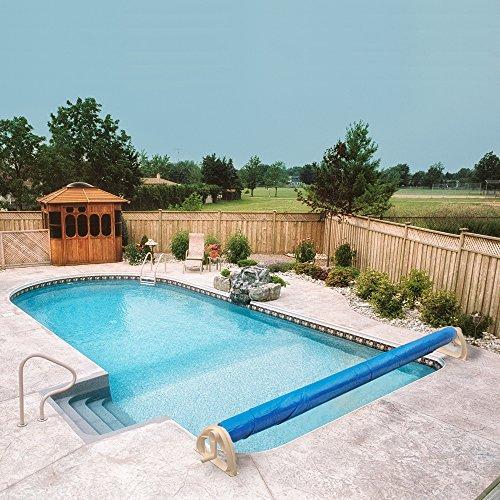 Aqua-Splash-16-Ft-In-Ground-Swimming-Pool-Solar-Cover-Blanket-Reel-0-1