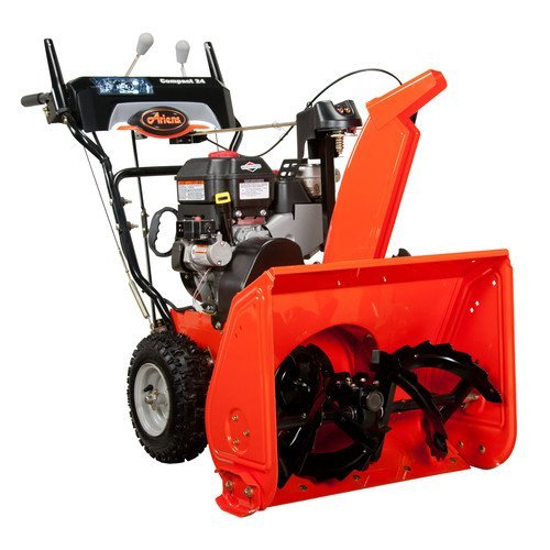 Ariens-920021-Compact-24-inch-208cc-2-Stage-Electric-Start-Gas-Snow-Blower-0