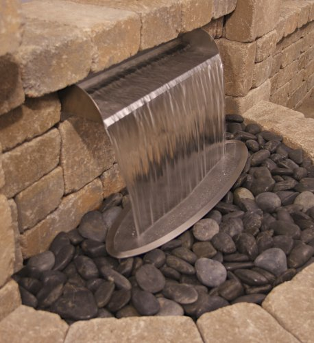 Atlantic-Water-Gardens-Scupper-Waterfall-Spillway-Stainless-Steel-0-1
