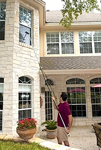BIG-REACH-Multi-Use-Extension-Poles-Complete-Property-Maintenance-Set-4ft-22ft-Reach-NEW-0-0