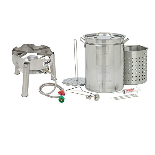 Bayou-Classic-32-Quart-Complete-Stainless-Steel-Deluxe-Turkey-Fryer-Kit-0
