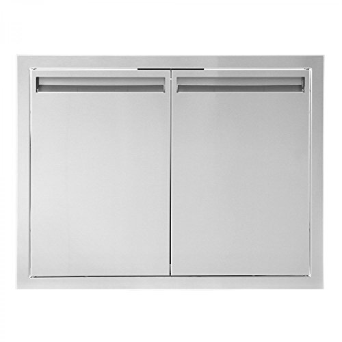 Bbqguyscom-Aspen-Series-27-inch-Stainless-Steel-Double-Access-Door-0