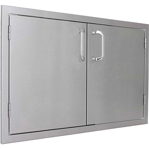 Bbqguyscom-Kingston-Series-30-inch-Stainless-Steel-Double-Access-Door-0-0