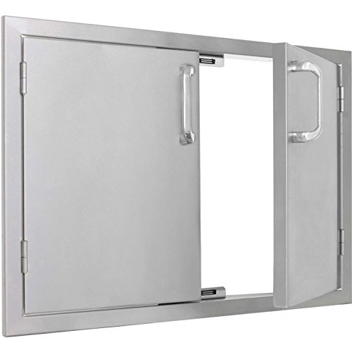 Bbqguyscom-Kingston-Series-30-inch-Stainless-Steel-Double-Access-Door-0-1