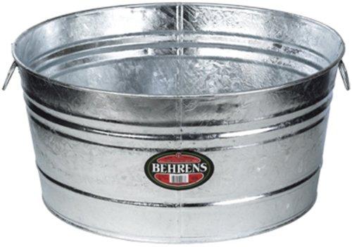 Behrens-Round-Steel-Tub-0