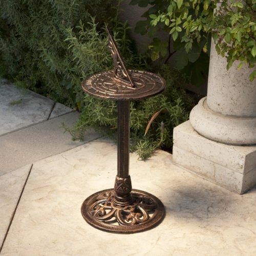 Best-Selling-Dia-Sol-Sun-Dial-Antique-Copper-Finish-0