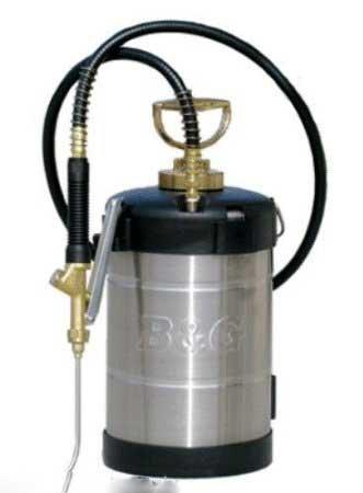 Bg-Versafoamer-Hh-1-Gallon-Bg-Professional-Termite-Ant-Foamer-Stainless-Steel-0