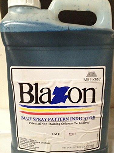 Blazon-Blue-Spray-Pattern-Indicator-Non-Staining-25-Gallons-0