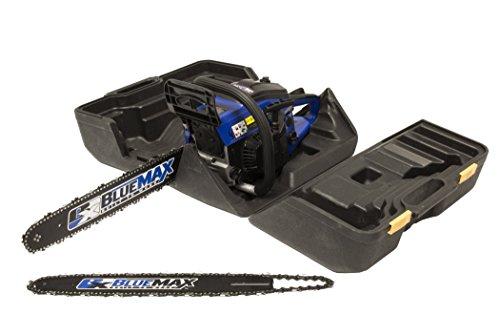 Blue-Max-8902-14-Inch-45cc-2-Stroke-Gas-Powered-Chain-Saw-With-Free-20-Inch-Bar-0-0