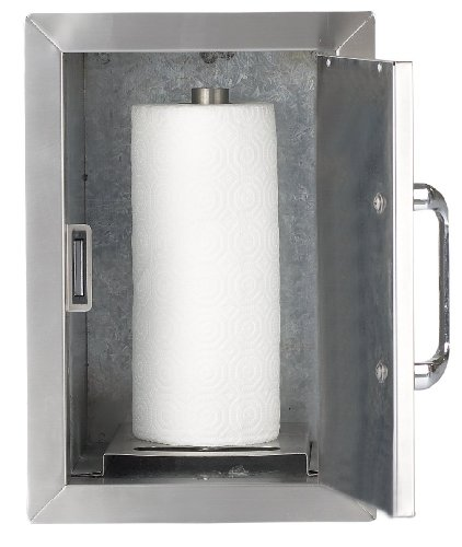 Bull-Outdoor-Products-73624-Paper-Towel-Holder-Stainless-Steel-0-1