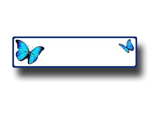 Butterfly-Curb-Mailbox-House-Address-Plaque-Reflective-0-1
