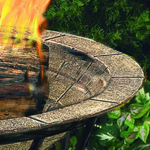 CobraCo-FB6102-Round-Cast-Iron-Brick-Finish-Fire-Pit-with-Screen-and-Cover-0-1