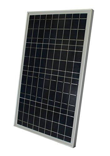 Complete-30-Watt-Solar-Panel-Kit-30W-Polycrystalline-Solar-Panel-20A-Charge-Controller-MC4-Connectors-Mounting-Z-brackets-for-12V-Off-Grid-Battery-Charging-Boat-RV-Gate-0-0