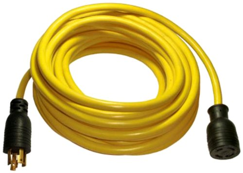 Conntek-20602-50-Foot-104-30-Amp-125250-Volt-4-Prong-L14-30-Transfer-Switch-CordGenerator-Extension-Cord-0-0
