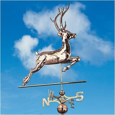 Copper-Deer-Weathervane-0