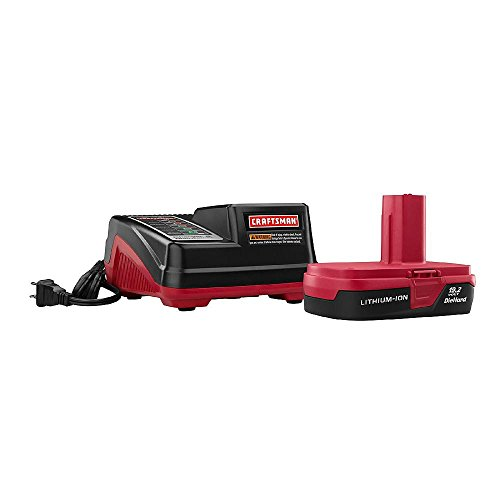 Craftsman-C3-192-Volt-Lithium-Ion-Compact-Battery-Charger-Starter-Kit-0