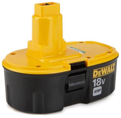 DEWALT-DC9096-XRP-18-Volt-24-Amp-Hour-NiCd-Pod-Style-Battery-0-0