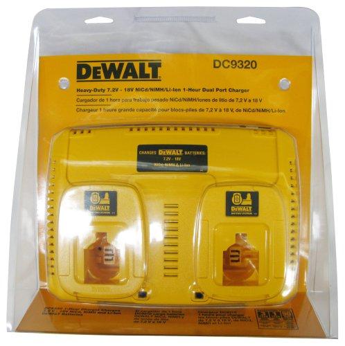 DEWALT-DC9320-Heavy-Duty-72-Volt-18-Volt-Dual-Port-Charger-0